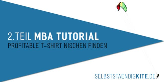 6e5230beced71e ⓵ Merch By Amazon Tutorial  So findest Du profitable T-Shirt ...